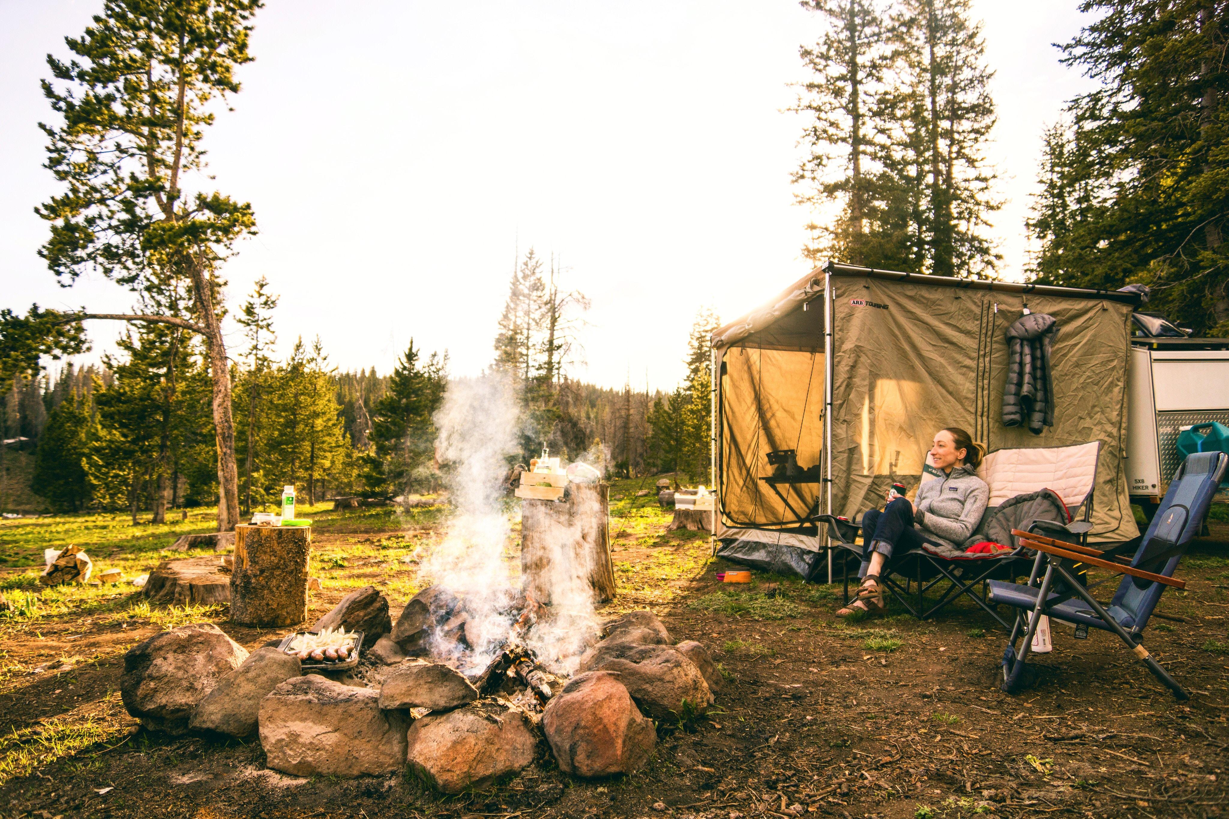 camping de lujo