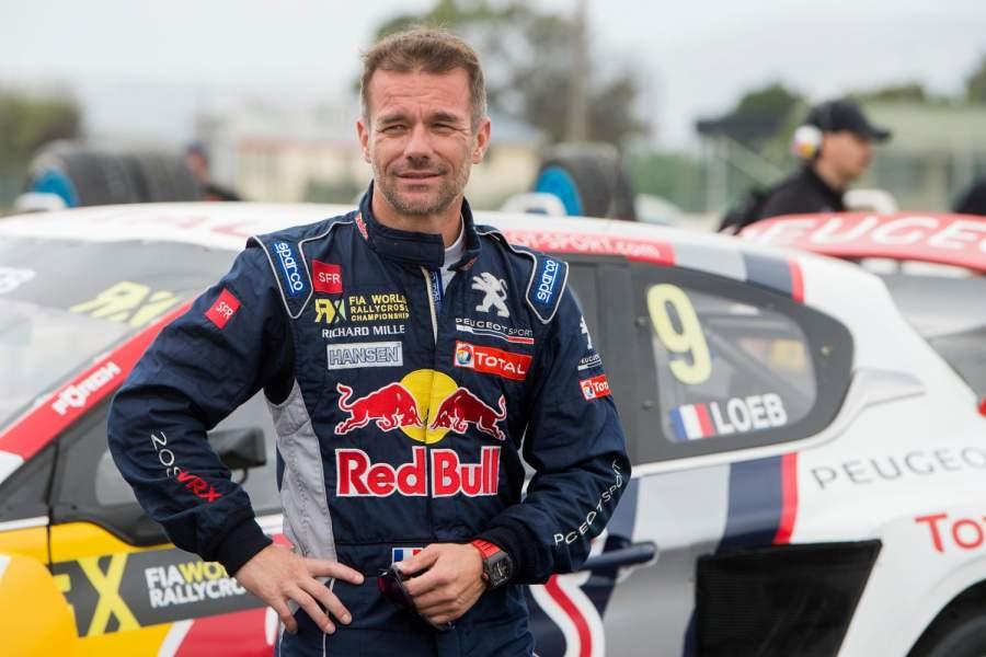 Sebastien Loeb Rally Mobil