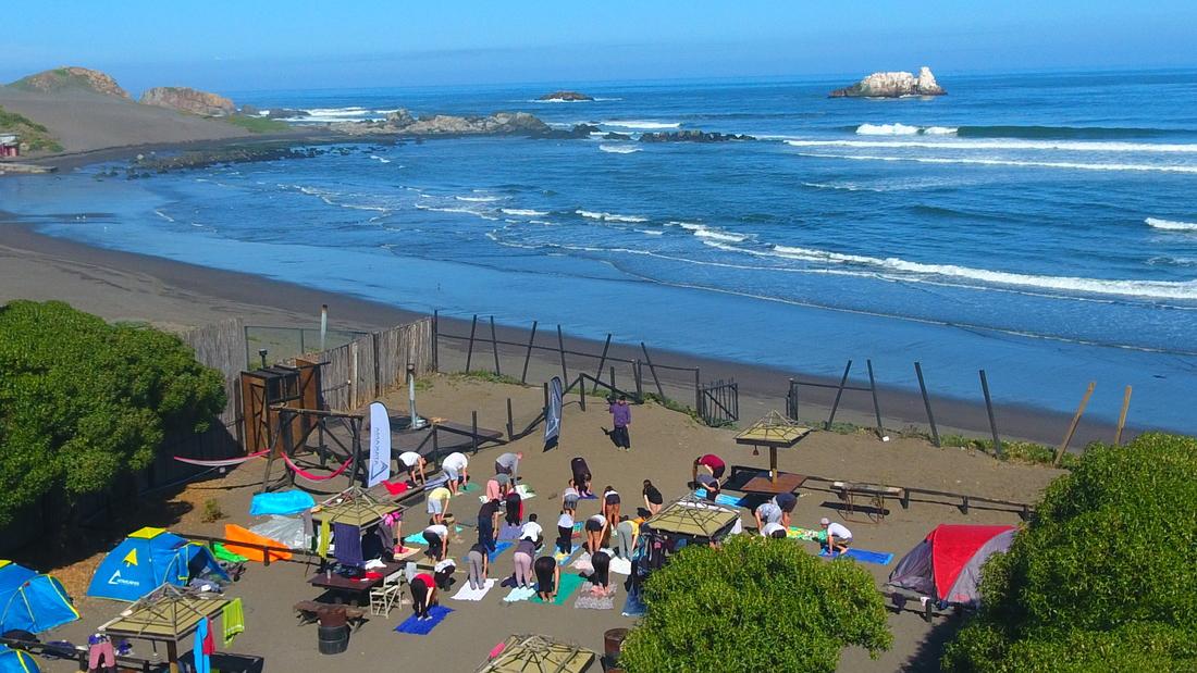 Camping Playa de Matanzas