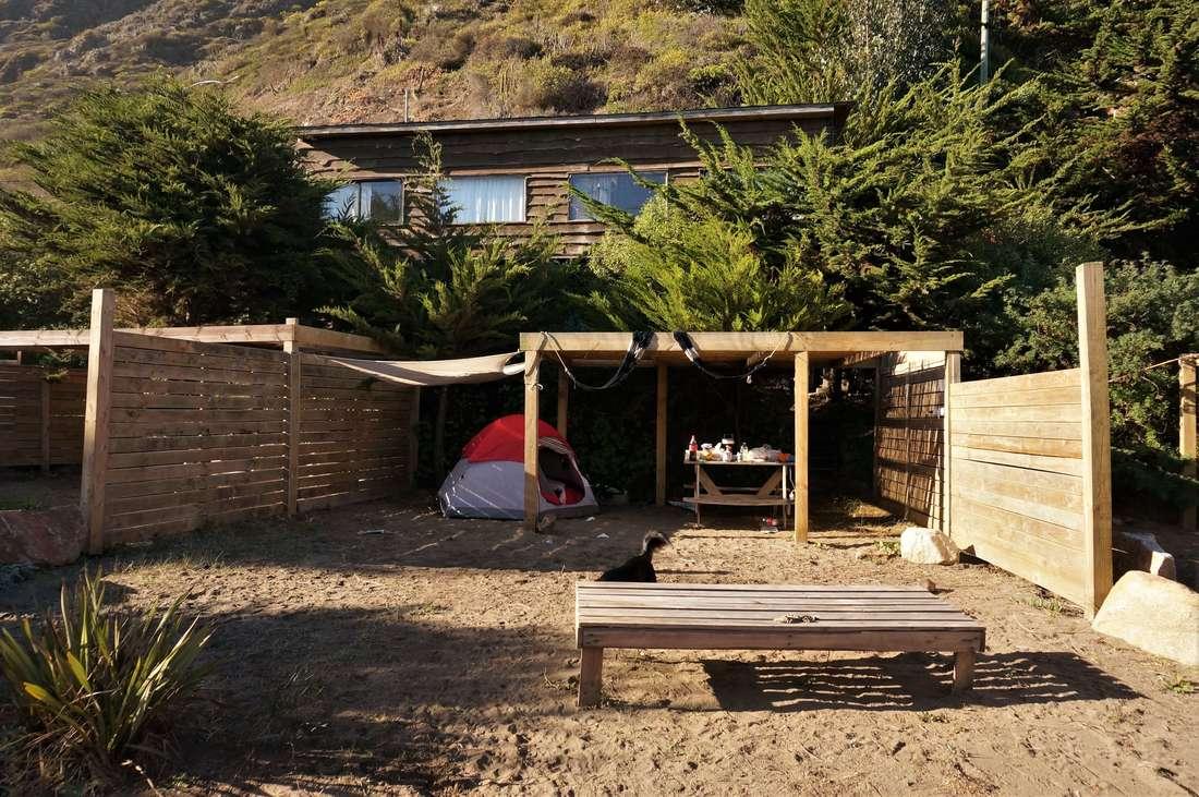 Camping Puertecillo Norte