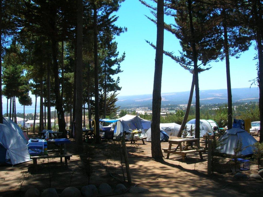 Camping Las Proteas