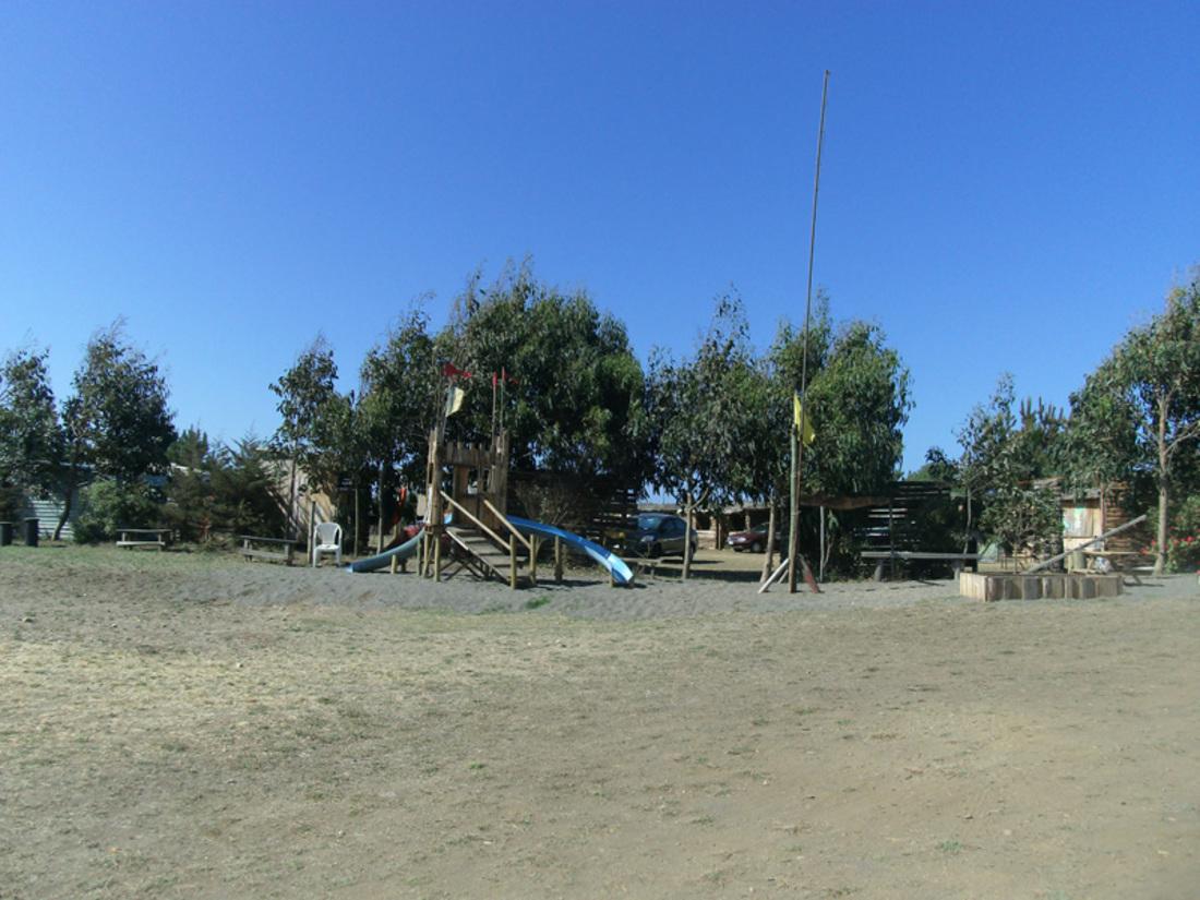 Eco Camping Caletilla