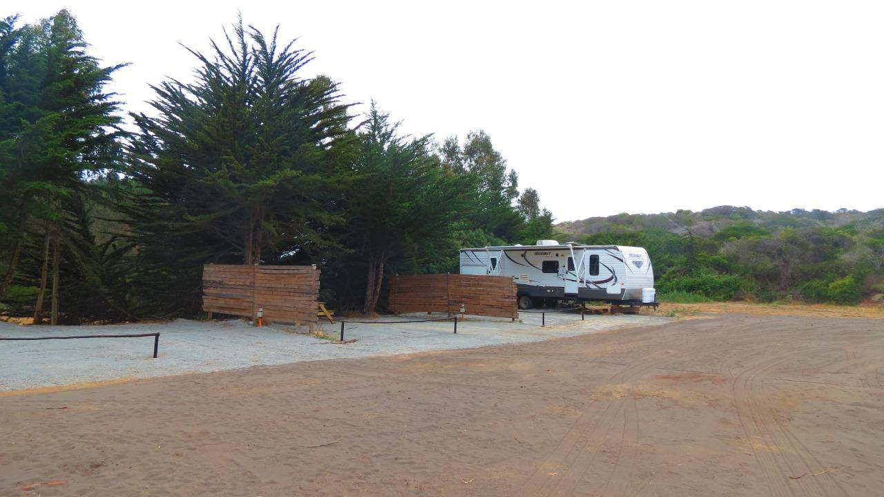 camping rancho punta lobos surf pichilemu