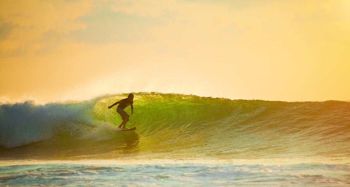 surf en camping puertecillo norte