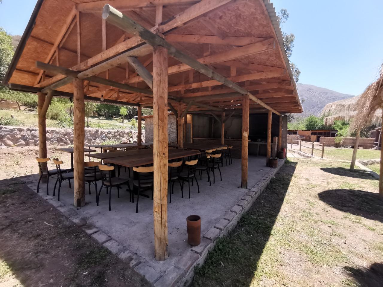 mejores campings cajon del maipo